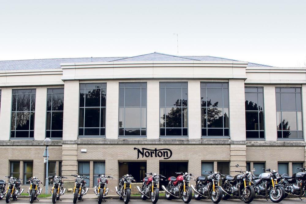 Nortons Framtid