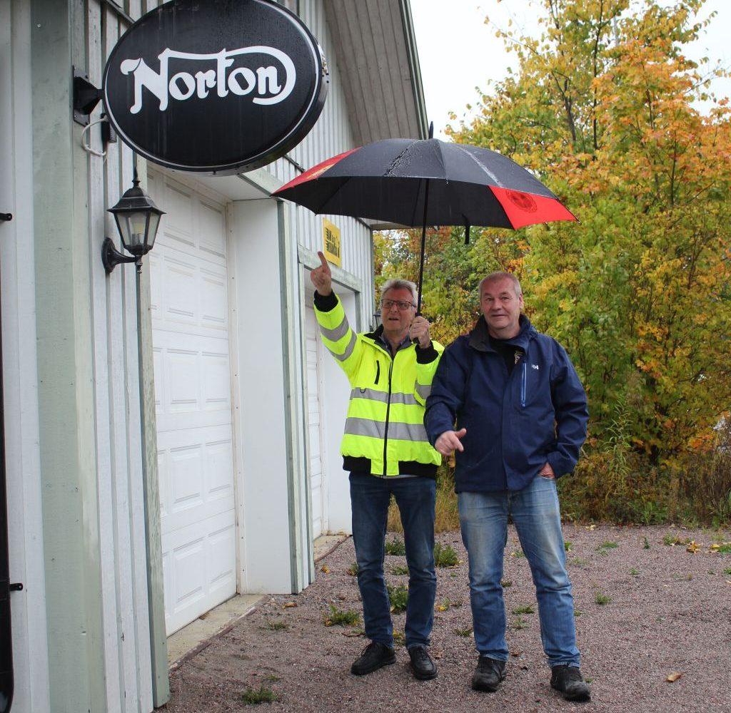 Lyckad Nortonmarknad I Valbo